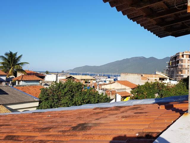 Casa com vista- Arraial do Cabo - Caribe do Brasil