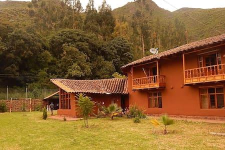 Cusco, Valle Sagrado de los Incas - Urquillos Wasi - Cusco - Casa de huéspedes