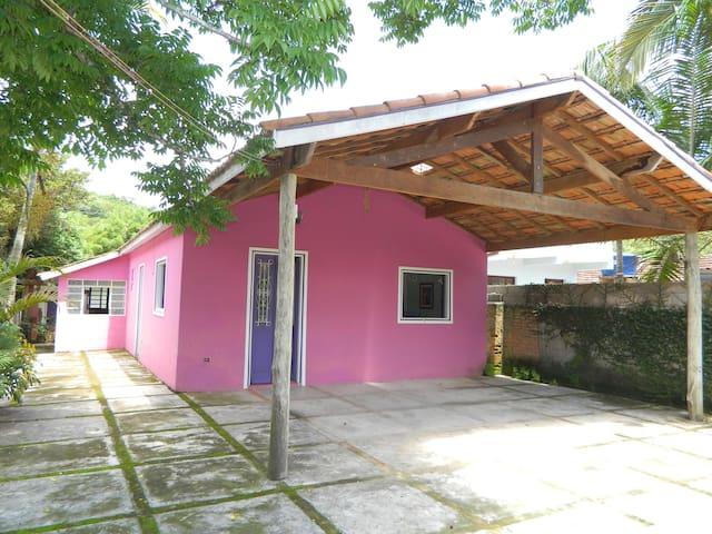 Casa em São Luiz do Paraitinga - Carnaval - São Luís do Paraitinga