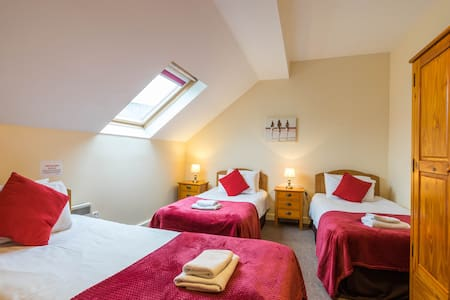 Self catering apartments in Carrick on Shannon