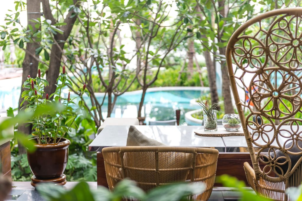 Chatrium Residence Sathon Bangkok -Flow Oasis