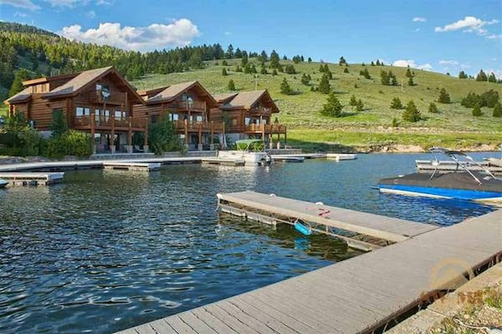 Yellowstone Luxury Lakehome(Cowboy)