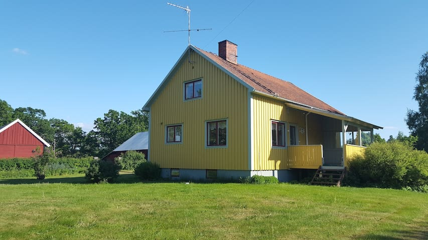 Countryside-house in Småland - Hyggelsebo - House