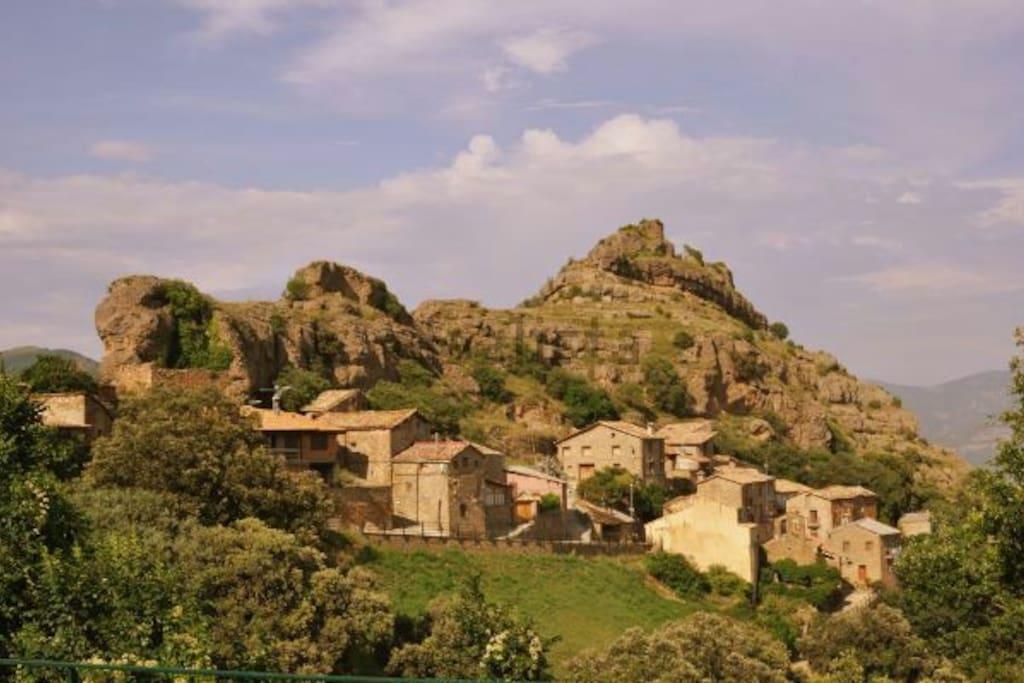 Poble de Toralla