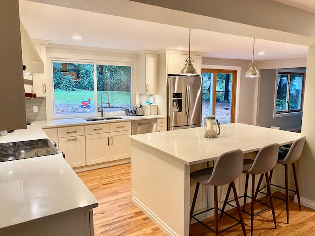 NEWBeautiful large 4br newly remodeled family home