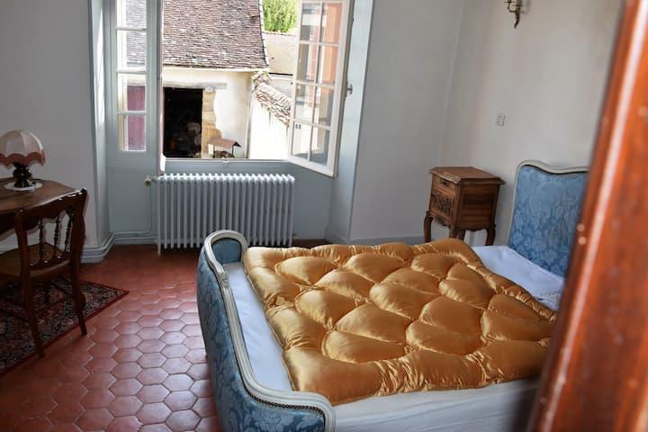 LE HOME, un appartement familial en Bourgogne