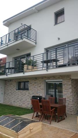 Legyen az én otthonom az Ön otthona - Dunajská Streda - Departamento