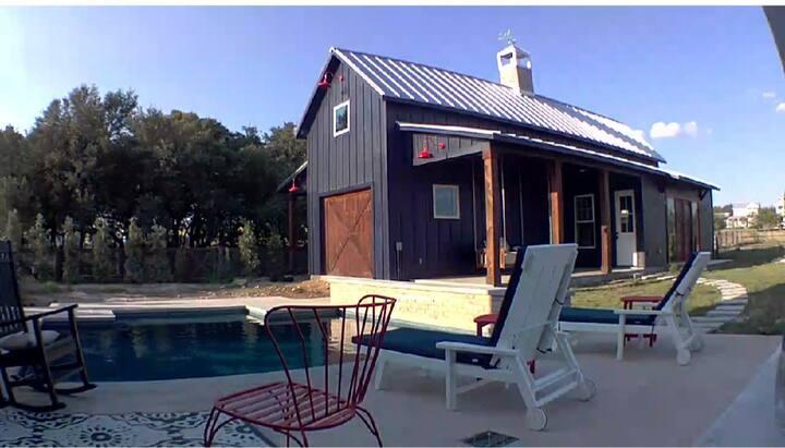 Farmhouse Style Barn/Pool Cabana