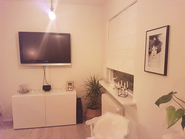 Minimalist Central Apartment, Perfect For Couples! - Reykjavík