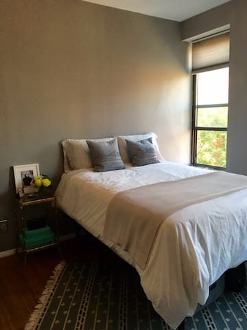 Large & Nice, Bright 1 Bdrm in East Village, NYC