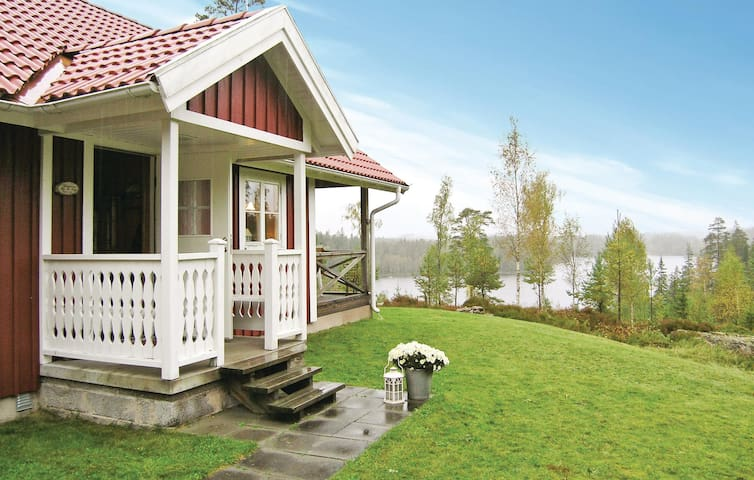 Holiday cottage with 1 bedroom on 60m² in Åsenhöga