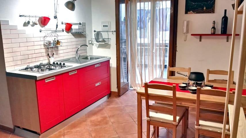 Casa indipendente a due passi dalla cattedrale - Piazza Armerina - Lägenhet