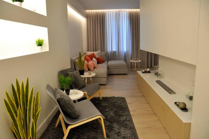 Apartamento nuevo y moderno en Calle Laurel