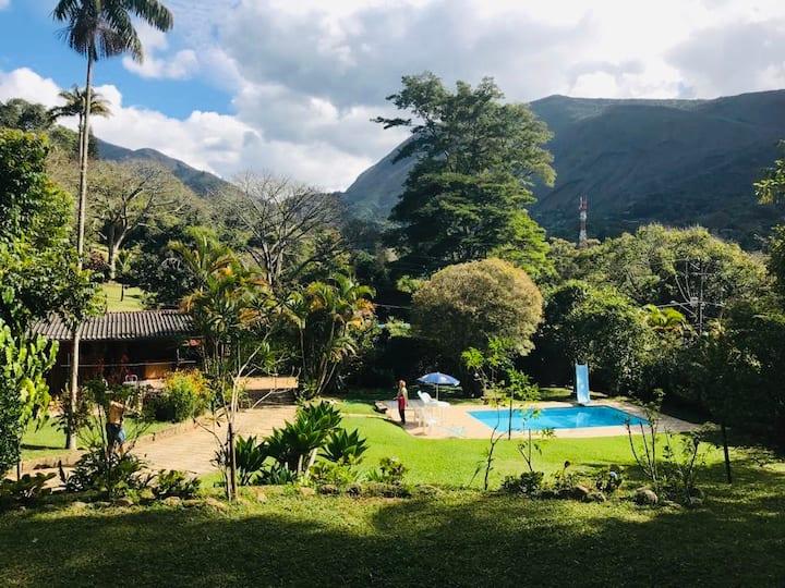 Ranchinho RR - Casa em Araras com área de lazer