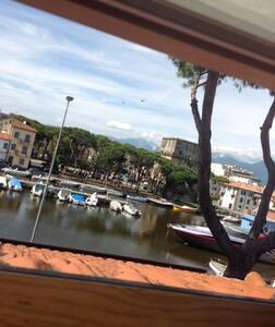 Camera/bagno in Casa Matilde - Viareggio
