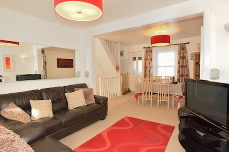 Joshua's Cottage - Luxury & style, with parking - Saint Ives