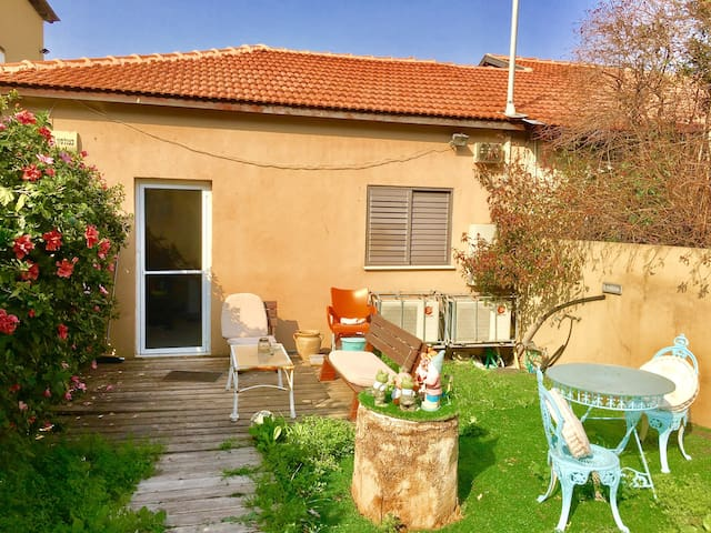cozy home 15 min from TLV - Beit Dagan