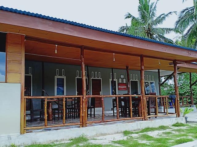 Arthur Homestay Telescope Mentawai Island