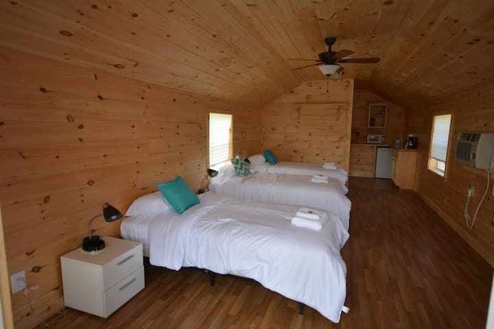 Beautifully Decorated~Spacious Cedar Log Cottage