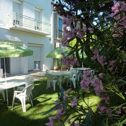suite ambiance familiale cure vacances 4 personnes - Lamalou-les-Bains - Huoneisto