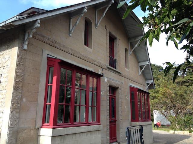 Villa in bekannten Bois de la Chaize - Noirmoutier-en-l'Île - Villa