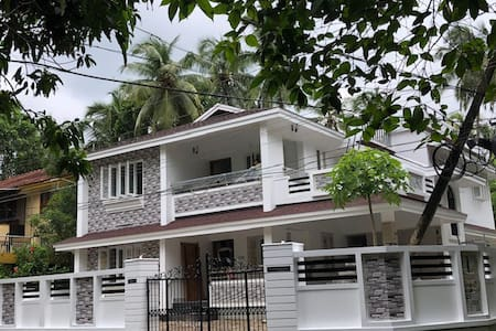 Sannidhi Homestay with 3 AC rooms for Families