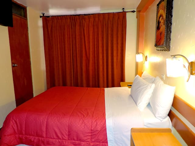 Machupicchu, Hab matrimonial ( 2 personas ) - Aguas Calientes - Bed & Breakfast