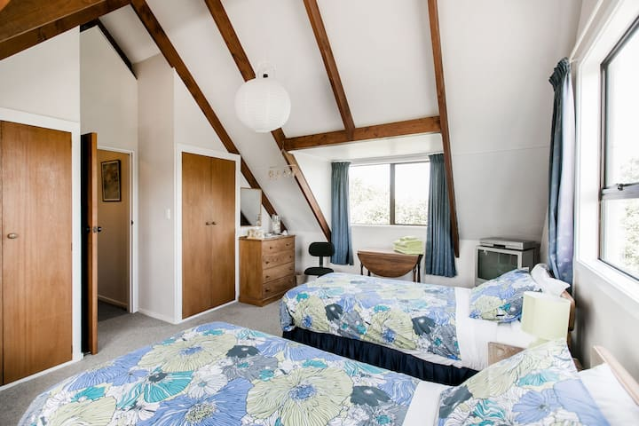 Beachcroft Twin with Breakfast - Motueka - Bed & Breakfast