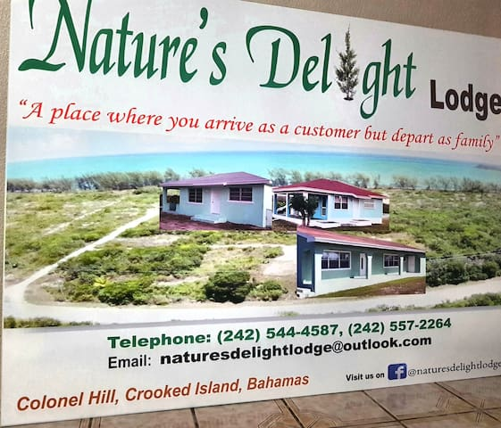Nature's Delight Angler lodge- Studio Apt.#2
