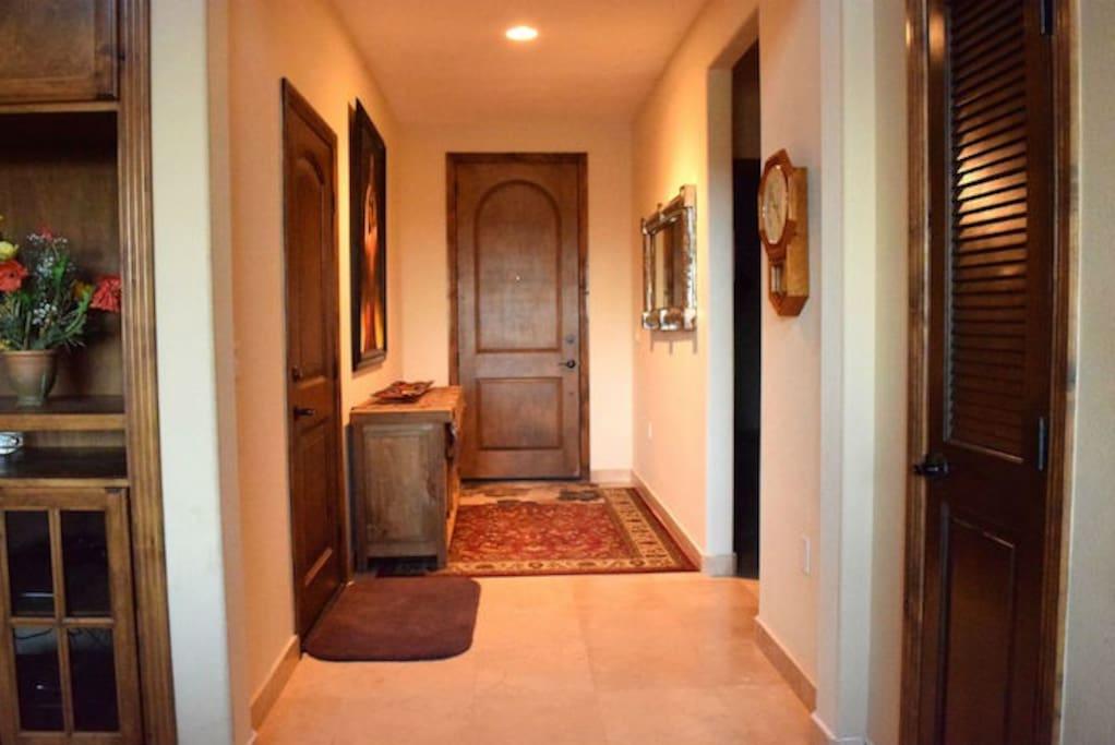 El Dorado San Felipe Mexico Vacation rental villa 501 - Entrance