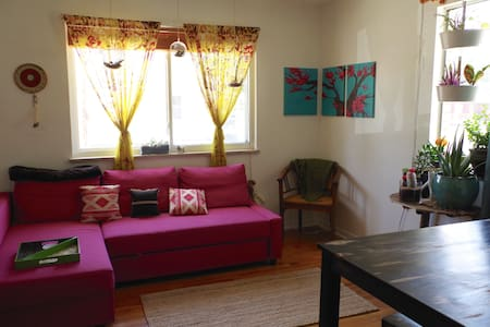 Cute, cozy and spacious house off S. Broadway - Englewood - Haus