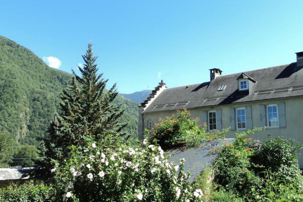 Notre maison au coeur de la vallée de Luchon