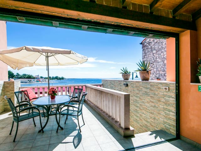Apartment Haus Antonella in Umag