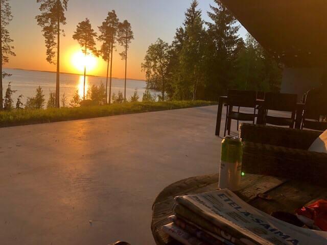 Lake Saimaa - Cottage Niemenluhta