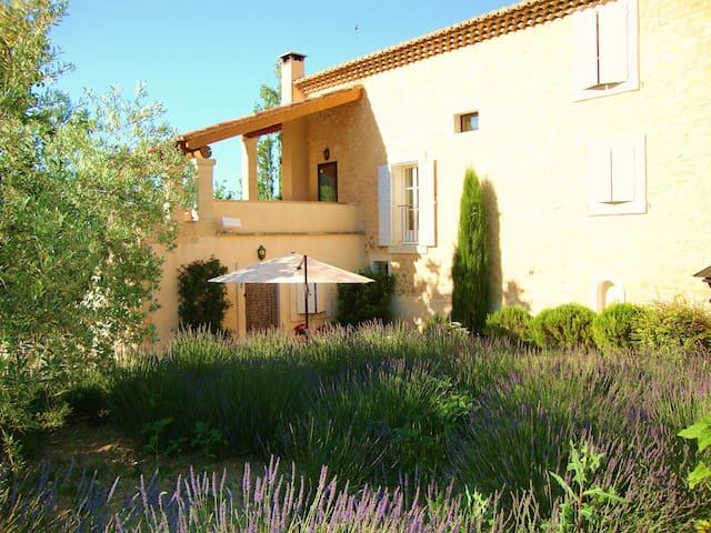 Gîtes haut de gamme Provence Luberon - Le Beaucet - Hotel ekologiczny