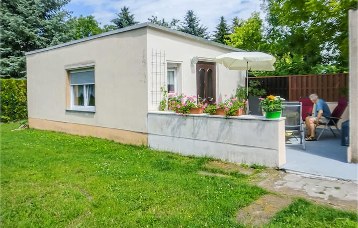 Holiday cottage with 1 bedroom on 34m² in Hecklingen