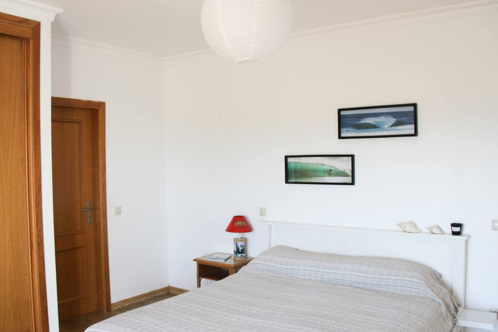 Double room with own bathroom and terrace