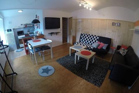 Soukromý apartmán v srdci Krkonoš.
