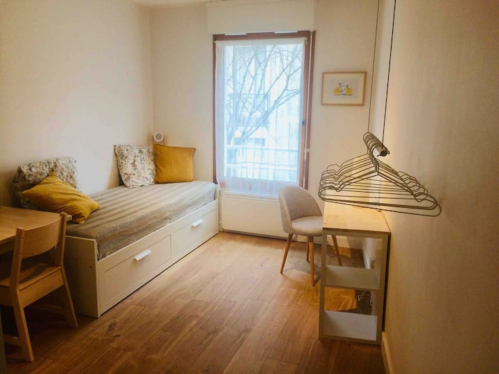 Studio Saint-Donatien / bords de l'Erdre / Centre