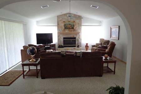 Robert Abner - Crystal River - House