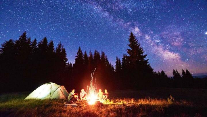 Campamento Camaleones en Aculco