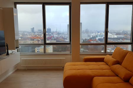 Perfect location with an amazing view from room!!! - Hambourg