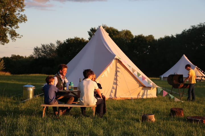 Bentley Bell Tents