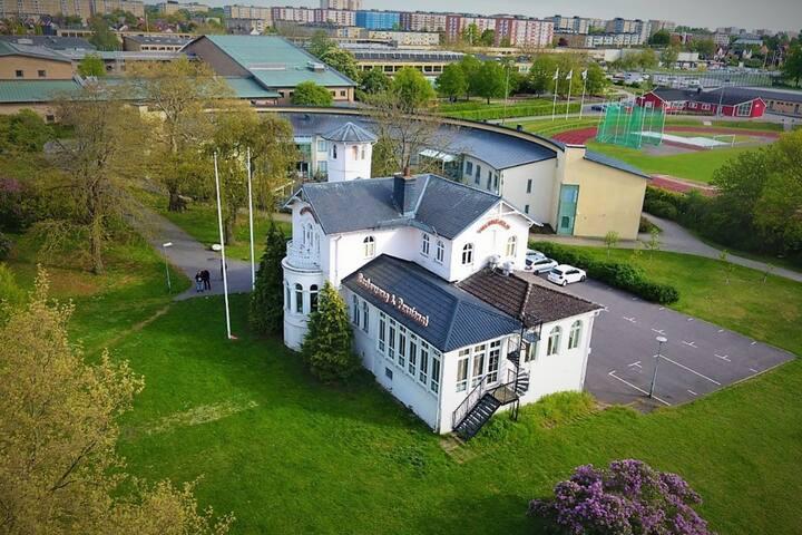 Heleneholm slott #302# Uppleva den äkta klassiska!