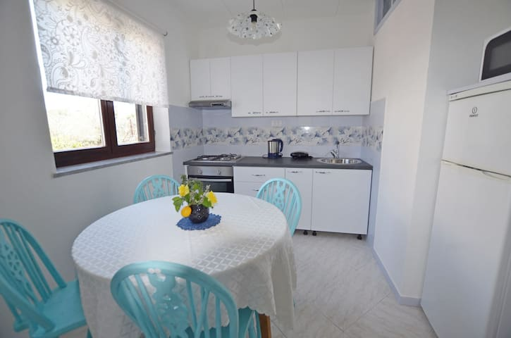 Two Bedroom Apartment, in Stinjan (Pula), Terrace