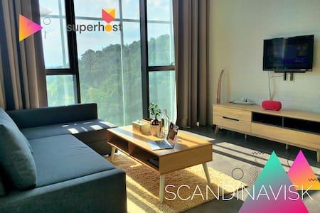 2-stories Scandinavian duplex @ Damansara PJ Ikea