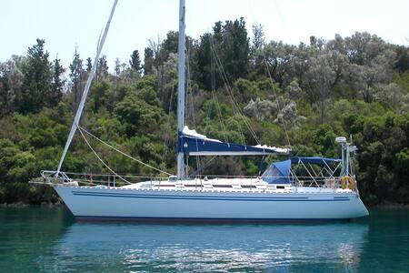 """Barca a vela """"Gib Sea"""" - Castellammare del Golfo"""