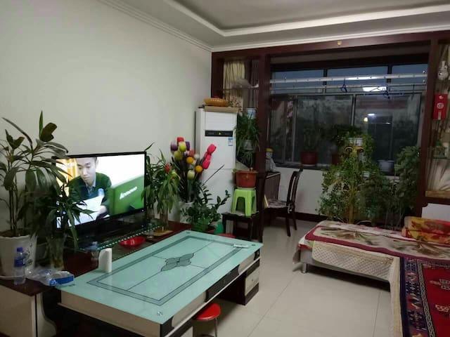 梅苑小区二室二厅90平米楼房 - Alashan Meng - Apartamento