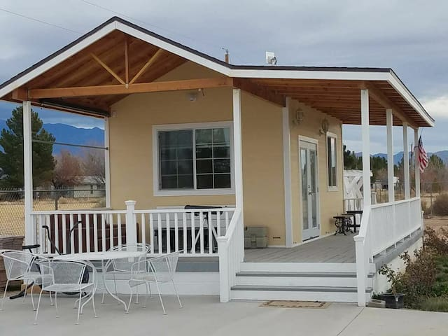 """Sun Tiny Houses "" Pahrump-Death Valley"