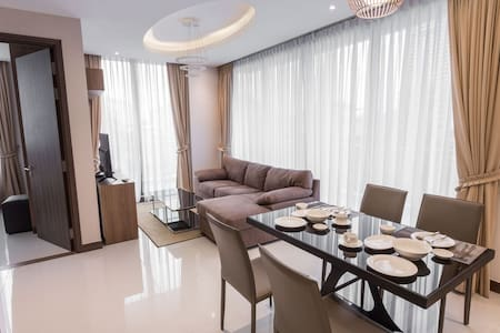Spacious modern apartment 2 bedroom in ToulKok